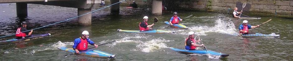 Braintree Canoeing Club - Essex