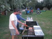 Heybridge Basin - Braintree canoeing Club BBQ