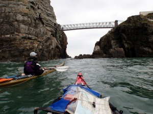 Anglesey Aug 2011 - Sea Kayak