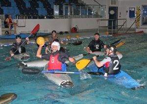 Canoe Polo - Braintree Canoeing Club