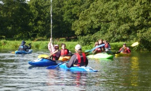 River Waveney - Canoe and Kayak
