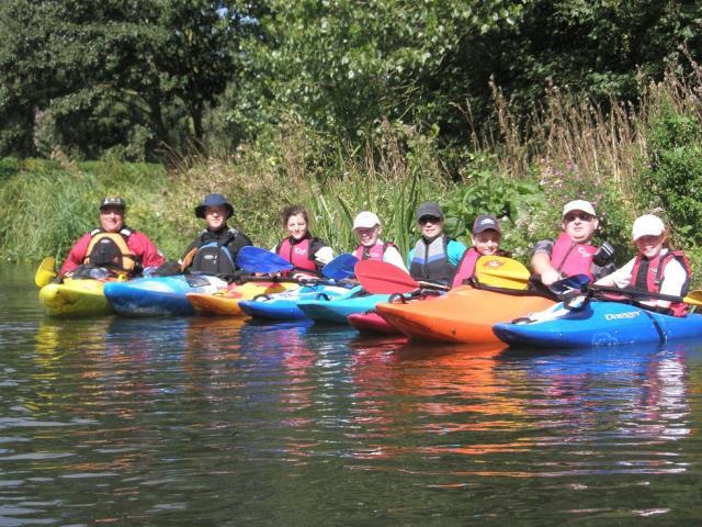 River Waveney - Canoe and Kayak trip