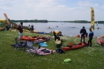 Alton Water - Sea Kayak Training