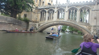 BCC - Cambridge Backs Canoe Trip