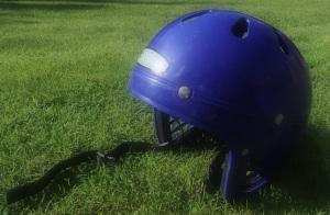 Junior helmet - for sale